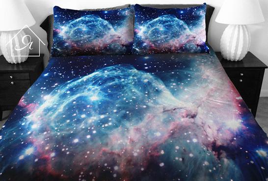 Странные сны: самые необычные комплекты постельного белья!